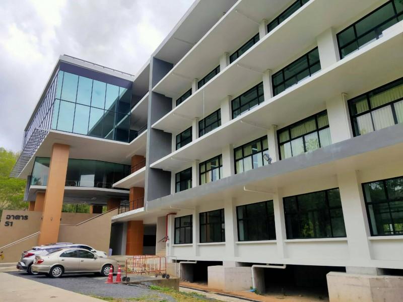 อาคาร S1 วิทยาลัยฯ ดอยสะเก็ด
