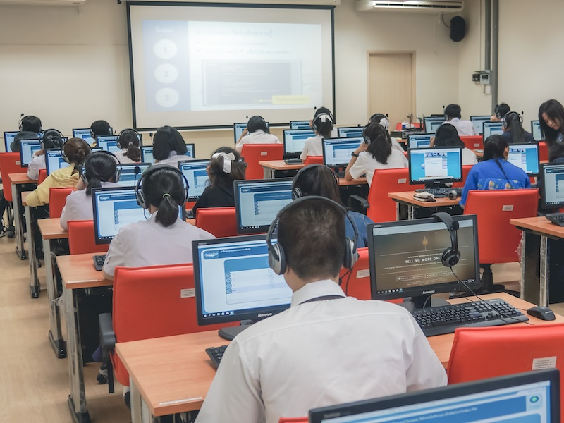 ห้องปฏิบัติการคอมพิวเตอร์ 2