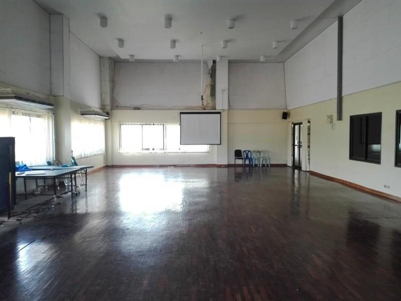 ห้องประชุมชั้น2 อาคารอเนกประสงค์