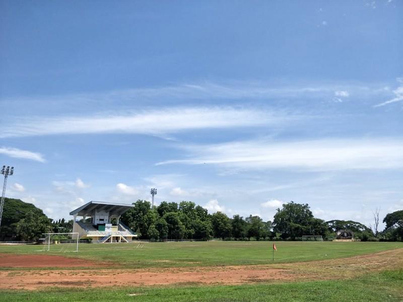 สนามฟุตบอล 1