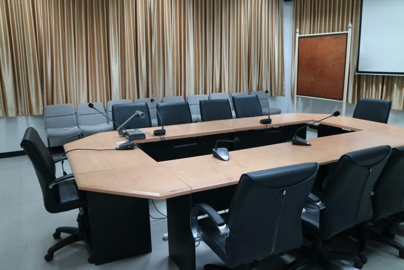 ห้องประชุม กองการศึกษาตาก