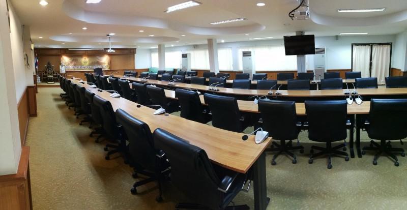 ห้องชมพูภูคา 1 (ห้องประชุมใหญ่)